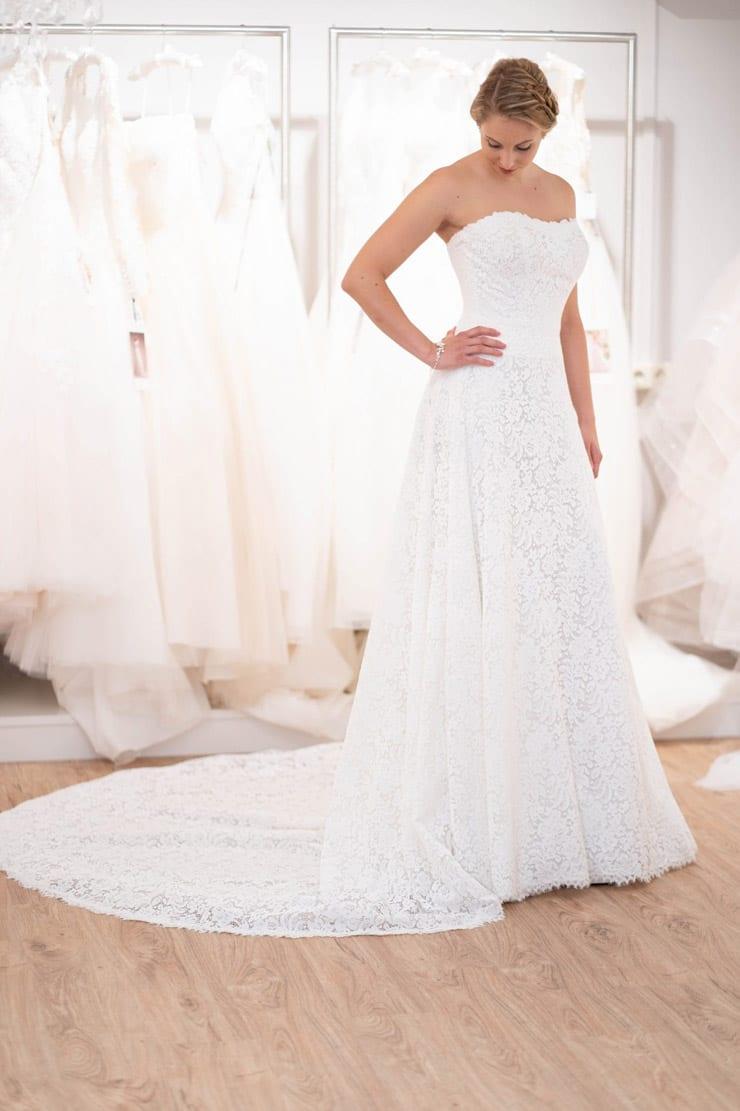Amazing Brautmode