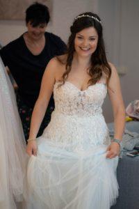 Brautkleid und Figurentyp